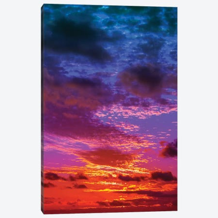Burning Inspiration Canvas Print #NHE5} by Nathan Head Canvas Wall Art