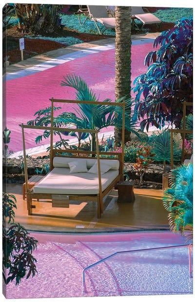 Virtual Paradise Canvas Art Print