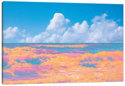 Candy Reef Canvas Art Print