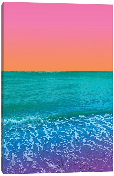 Marmalade Sunset Canvas Art Print