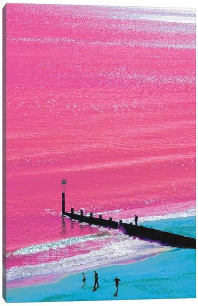 Pink Lemonade Canvas Art Print
