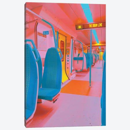 The Dream Line Canvas Print #NHE90} by Nathan Head Art Print