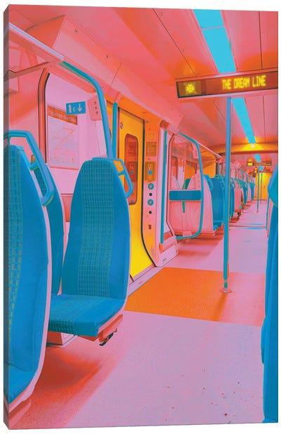 The Dream Line Canvas Art Print