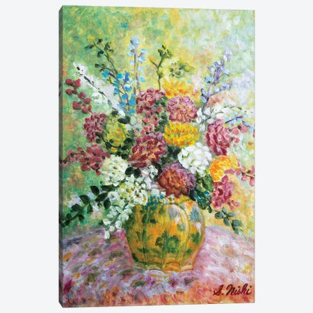 Autumn Canvas Print #NHI1} by Sam Nishi Art Print
