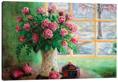 Valentine's Day Canvas Art Print