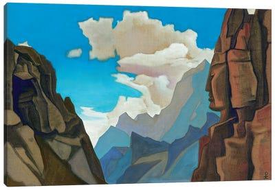 Great Spirit Of The Himalayas, 1934 Canvas Art Print