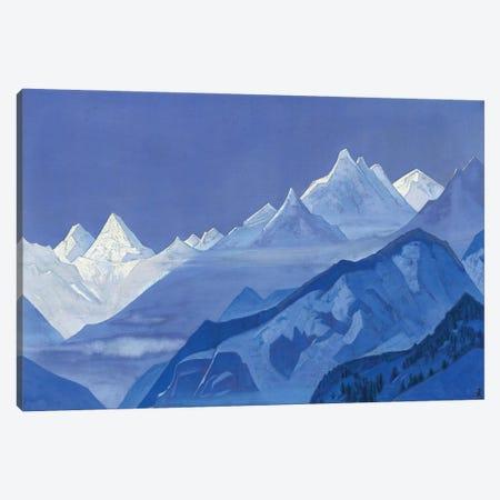 Guru-Guri Dhar, 1931 Canvas Print #NHR13} by Nicholas Roerich Canvas Wall Art