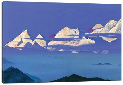 Himalayas 1933 Canvas Art Print