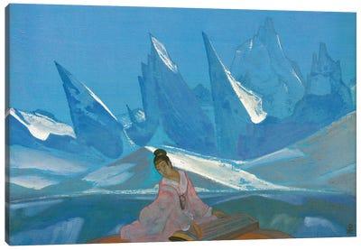 Kuan-Yin, 1933 Canvas Art Print