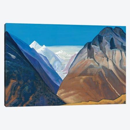 Lahul, 1932 Canvas Print #NHR24} by Nicholas Roerich Canvas Artwork