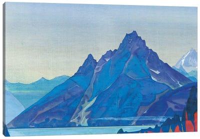 Lake Of The Nagas, 1932 Canvas Art Print
