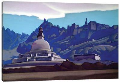 Burial Mound, Ladakh, 1937 Canvas Art Print