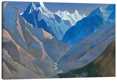 Mount 'M', 1931 Canvas Art Print