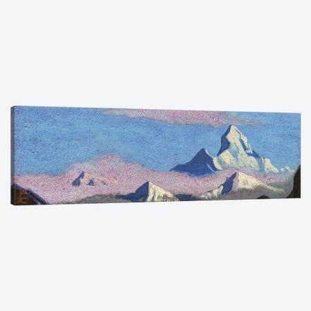 Nanda Devi, 1944 Canvas Print #NHR35} by Nicholas Roerich Art Print