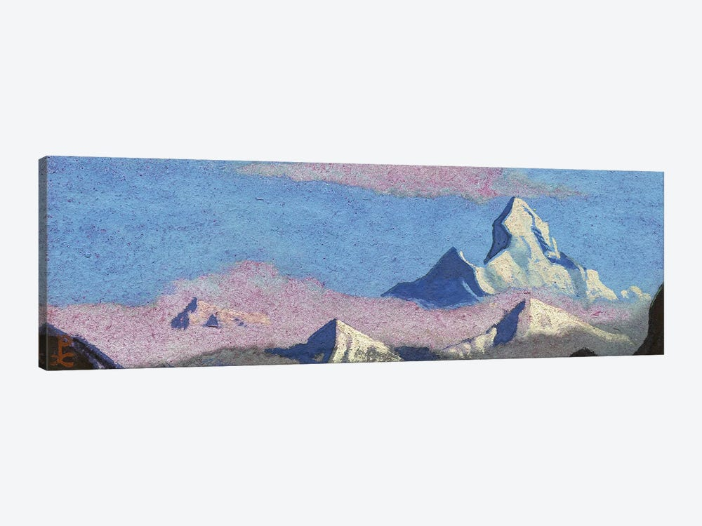 Nanda Devi, 1944 by Nicholas Roerich 1-piece Canvas Art