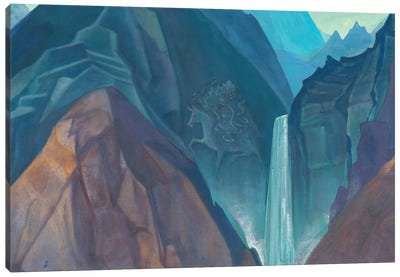 Palden Lhamo, 1931 Canvas Art Print