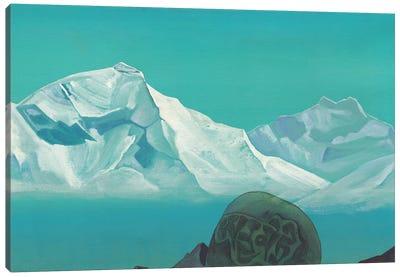 Path To Kailas, 'Holy Mountains' Series, 1933 Canvas Art Print