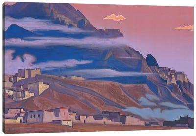 Shekar Dzong, 1933 Canvas Art Print