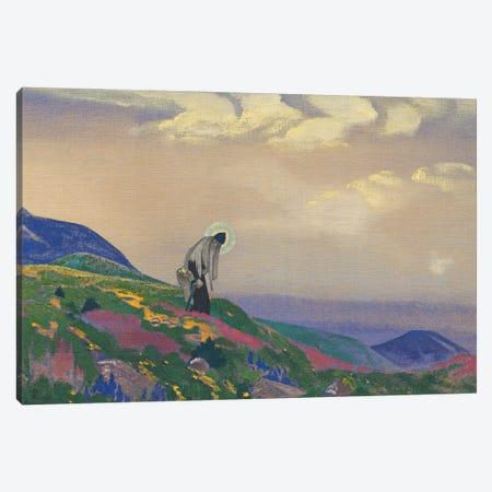 St. Panteleimon The Healer, 1931 Canvas Print #NHR51} by Nicholas Roerich Canvas Art