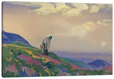 St. Panteleimon The Healer, 1931 Canvas Art Print