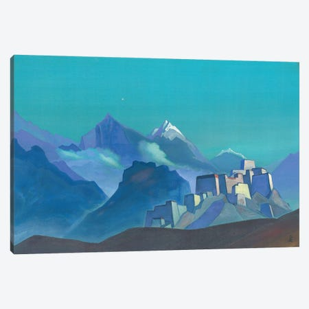 Star Of The Morning, 1932 Canvas Print #NHR53} by Nicholas Roerich Canvas Art