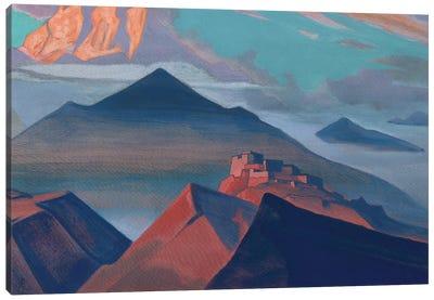 Tent Mountain, 'Holy Mountains' Series, 1933 Canvas Art Print