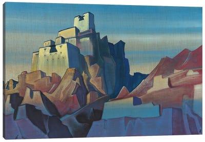 Castle In Ladakh, 1933 Canvas Art Print