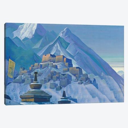 Tibet, Himalayas, 1933 Canvas Print #NHR63} by Nicholas Roerich Canvas Art Print