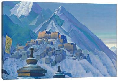 Tibet, Himalayas, 1933 Canvas Art Print