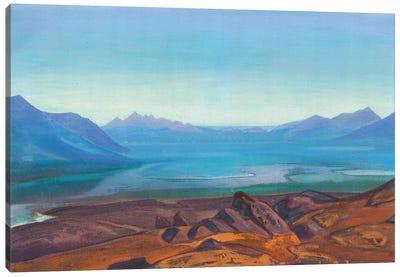 Dangra Yumtso, 1932 Canvas Art Print