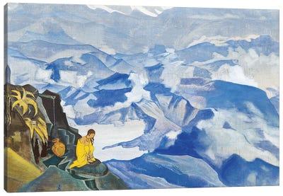 Drops Of Life, 'Sikkim' Series, 1924 Canvas Art Print