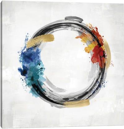 Circle Motion I Canvas Art Print