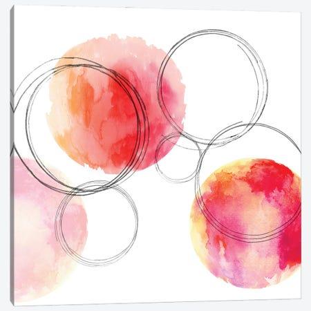 Circular I Canvas Print #NHS29} by Natalie Harris Canvas Art