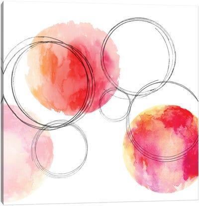 Circular I Canvas Art Print