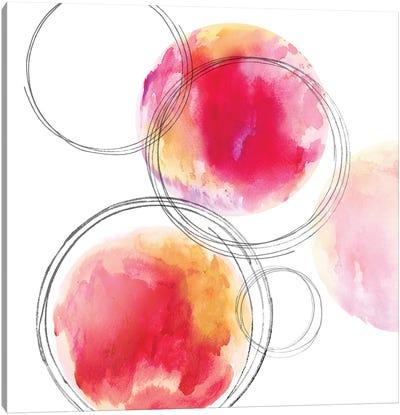 Circular II Canvas Art Print