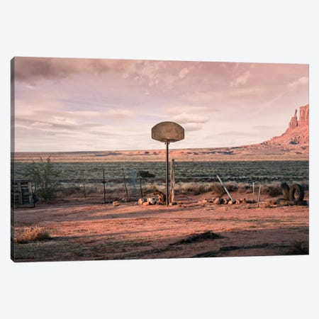 Streetball Courts 2 Utah, USA Canvas Print #NIA102} by Joe Mania Canvas Artwork