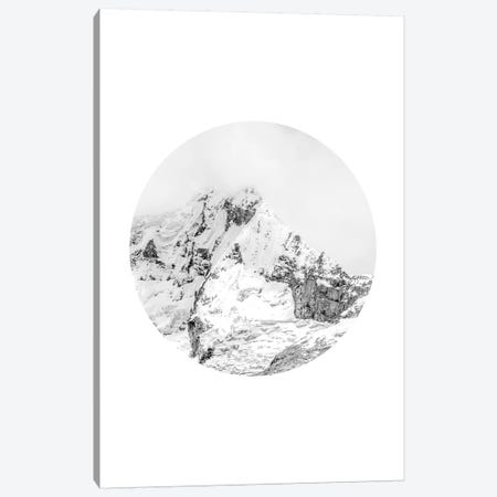 Landscapes Circular 3 El Cocuy Canvas Print #NIA16} by Joe Mania Art Print