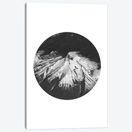 Landscapes Circular 4 Andes Canvas Print #NIA20} by Joe Mania Canvas Print