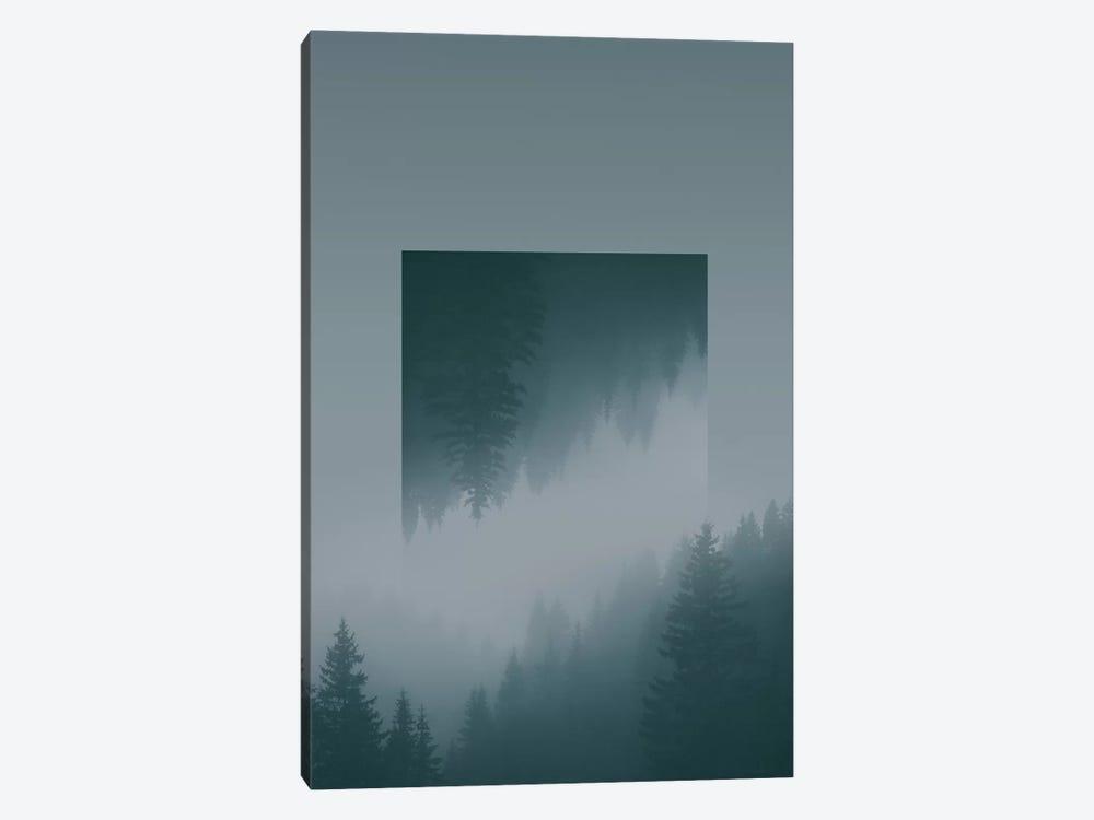 Landscapes Mirrored 1 Karwendel by Joe Mania 1-piece Canvas Artwork