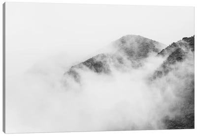 Landscapes Raw 1 Nevado del Ruiz, Colombia Canvas Art Print