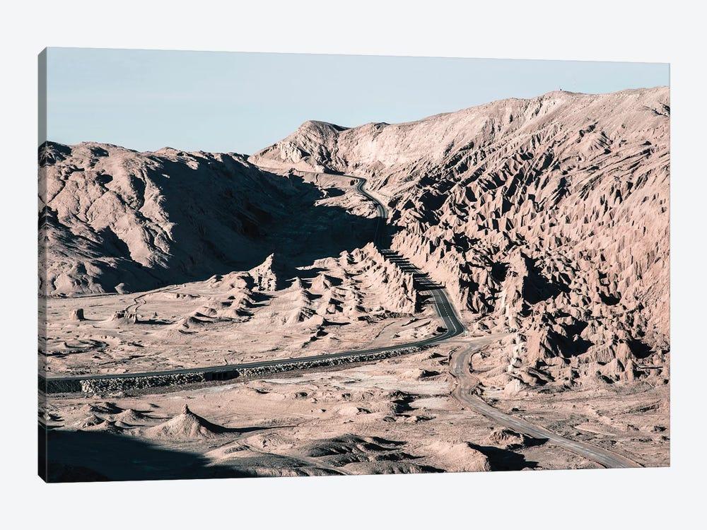 Landscapes Raw 1 Valle de la Luna, Chile by Joe Mania 1-piece Canvas Print