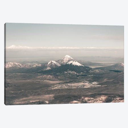 Landscapes Raw 2 Andes, Chile Canvas Print #NIA33} by Joe Mania Canvas Artwork