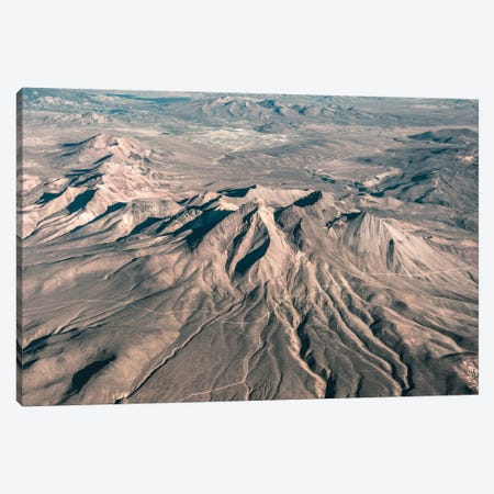 Landscapes Raw 3 Andes, Chile Canvas Print #NIA37} by Joe Mania Art Print