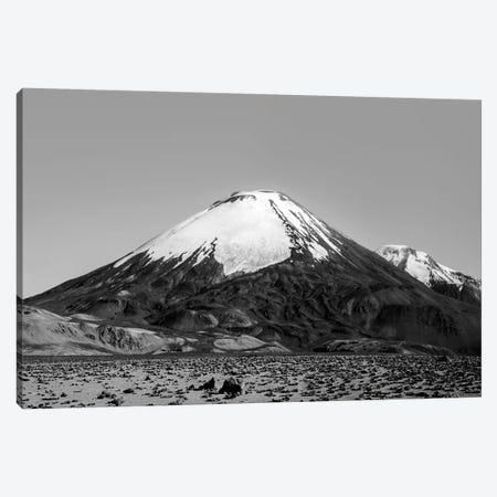 Landscapes Raw 3 Sajama, Bolivia Canvas Print #NIA39} by Joe Mania Canvas Wall Art