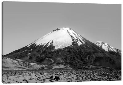 Landscapes Raw 3 Sajama, Bolivia Canvas Art Print