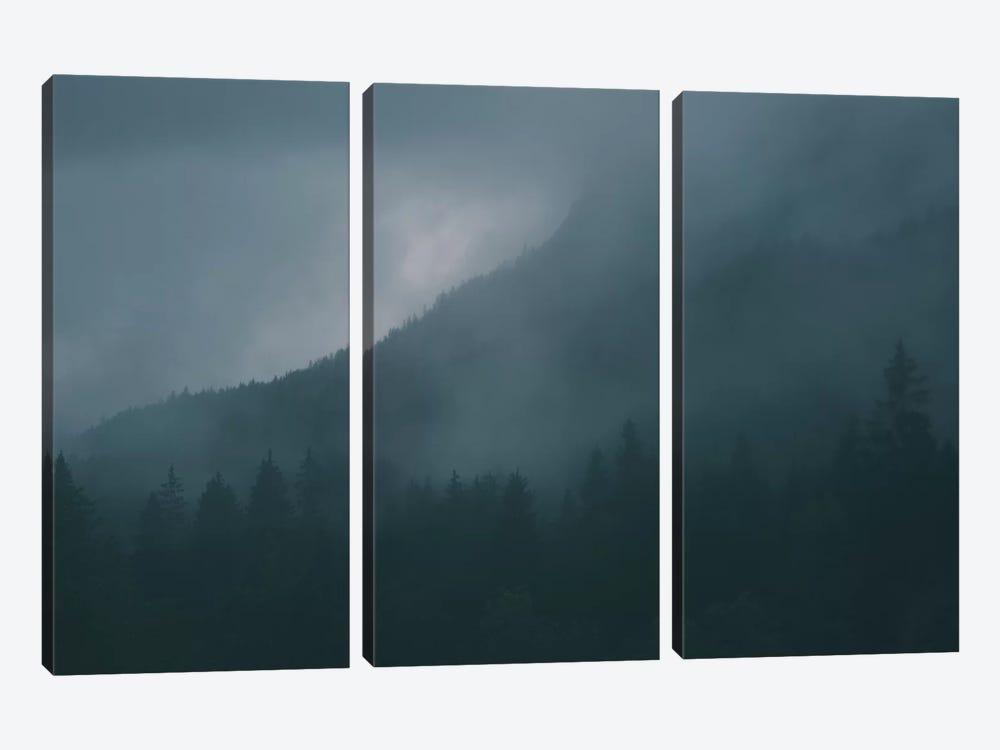 Landscapes Raw 4 Karwendel, Austria by Joe Mania 3-piece Art Print