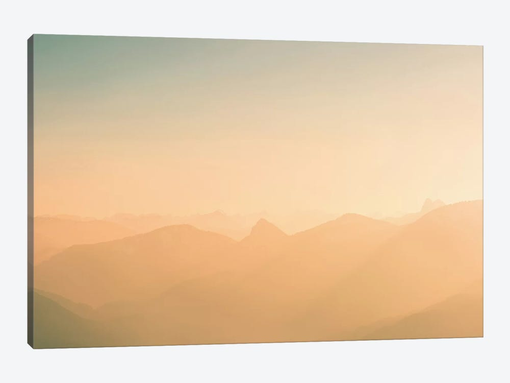 Landscapes Raw 4 Riederstein, Germany by Joe Mania 1-piece Canvas Art