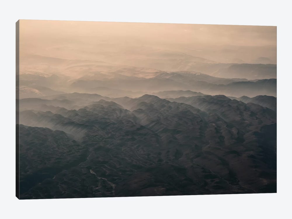 Landscapes Raw 5 Andes, Chile by Joe Mania 1-piece Canvas Art