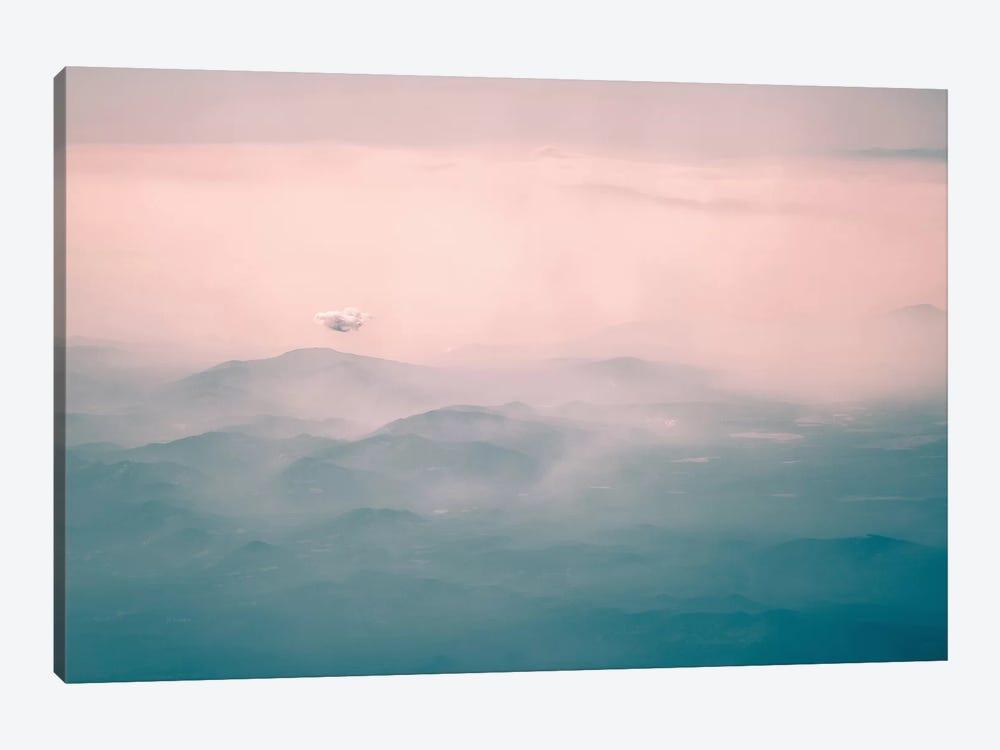 Landscapes Raw 5 Lassen National Park, USA by Joe Mania 1-piece Canvas Art Print