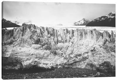 Landscapes Raw 5 Perito Moreno, Argentina Canvas Art Print
